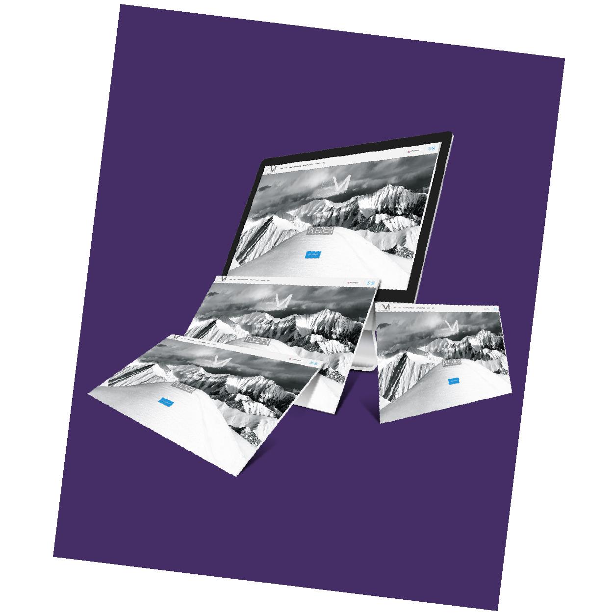 Professioneel webdesign