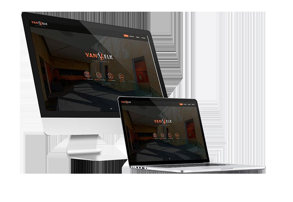 wordpress website Over Karin de Wit Design