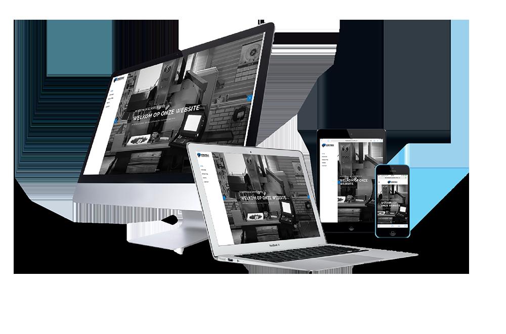 responsive webdesign voorbeeld