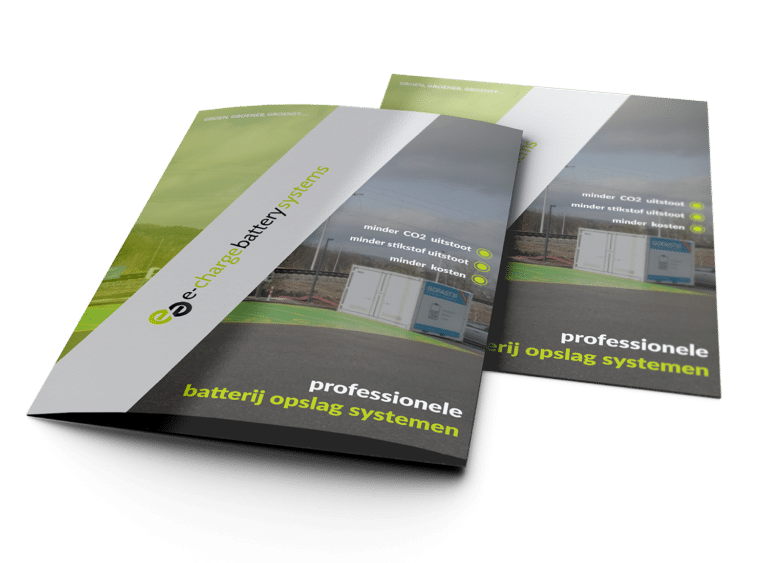 e-charge battery systems portfolio